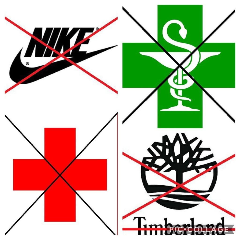 L'interdiction des symboles ou sigles qui comportent une croyance erronée